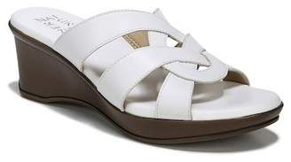 Naturalizer Violet Wedge - Wide Width Available