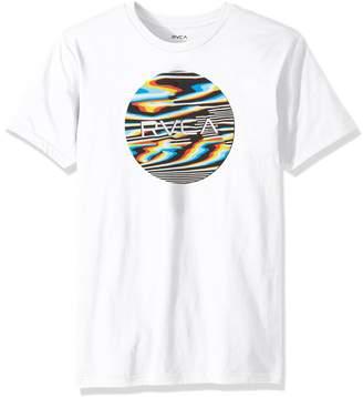 RVCA Men's Motors Fill Short Sleeve T-Shirt