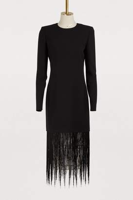 Givenchy Asymmetric long dress
