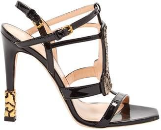 Calvin Klein Patent leather sandals