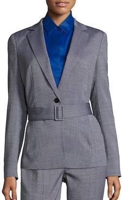 HUGO BOSS Women's Jalesa Virgin Wool Jacket