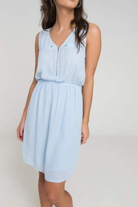 Ardene Sleeveless Zip Dress