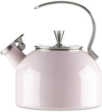 Kate Spade All in Good Taste Blush Tea Kettle