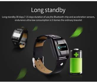 Generic Heart Rate Fitness Tracker Smart Bracelet Wristband Watch Sleep Monitor