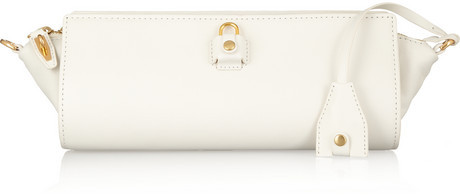 Alexander Wang Pelican leather clutch