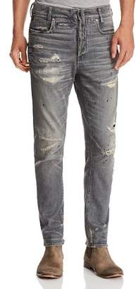 G Star D-Staq 3D Super Slim Fit Jeans in Medium Aged Restored
