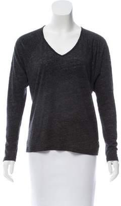 Velvet Lightweight Long Sleeve Top