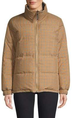 Burberry Reddich Reversible Check Coat