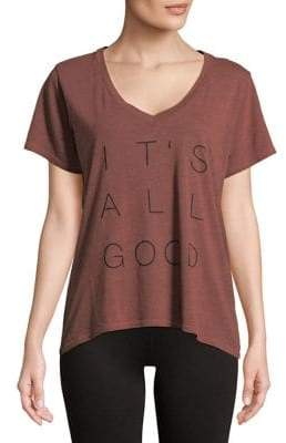 Blanc Noir It's All Good Tee
