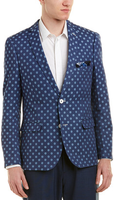 Paisley & Gray Dover Slim Fit Sport Coat
