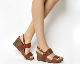 Office Mandalay Cork Wedges