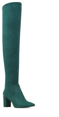 Women's Nine West Xperian Over The Knee Boot $178.95 thestylecure.com
