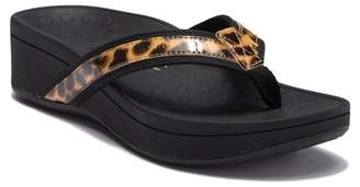 Vionic Hightide Wedge Sandal - Wide Width Available