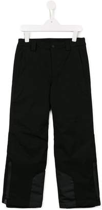 Moncler paneled casual trousers
