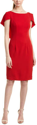 Carmen Marc Valvo Shift Dress