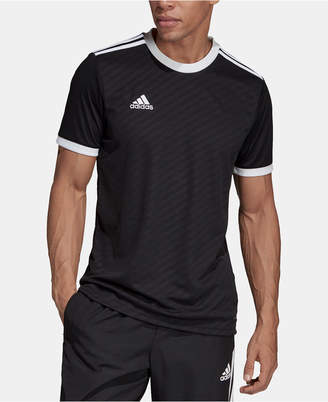 adidas Men Tiro Jacquard Soccer Jersey 083c76984