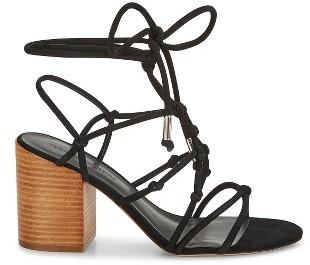 Women's Rebecca Minkoff Carmela Lace-Up Sandal $174.95 thestylecure.com
