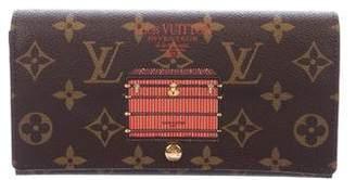 Louis Vuitton Trunks Illustre Sarah Wallet