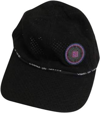 Chanel Black Synthetic Hats
