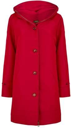 Akris Double Layer Coat
