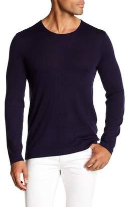 John Varvatos Collection Pima Cotton Pullover Sweater