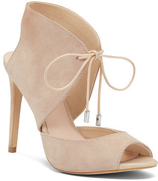 Victoria's Secret Collection Tie-front Sandal