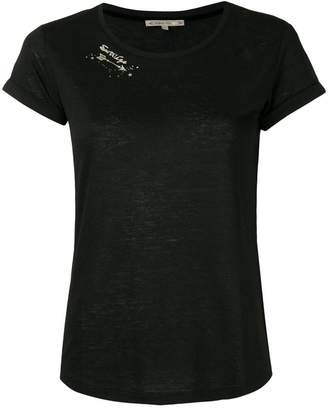 Patrizia Pepe distressed T-shirt