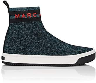 Marc Jacobs Women's Logo Knit Sock Sneakers