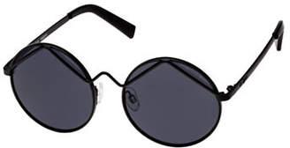 Le Specs Wild Child 52mm Round Sunglasses
