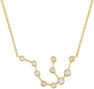 Logan Hollowell Aquarius Diamond Constellation Necklace