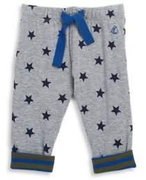 Petit Bateau Baby's Lavantou Star-Printed Pants