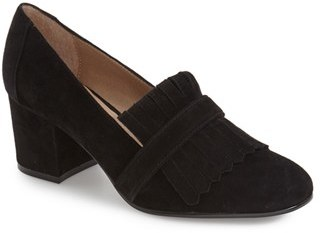 Women's Steve Madden 'Kate' Loafer Pumps $99.95 thestylecure.com