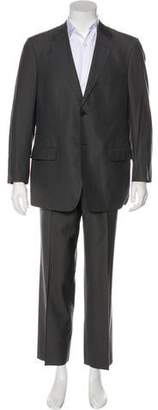 Valentino Wool & Silk Two-Piece Suit