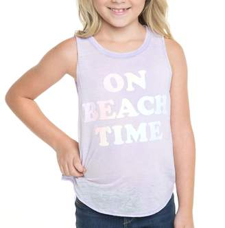 Chaser Youth Girl's Beach Time Tank