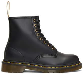 Dr. Martens Black 1460 Vegan Boots