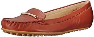 Nine West Women's Hottoddy Leather Loafer