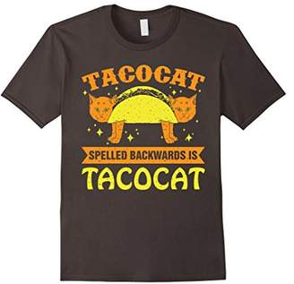 Taco Cat Shirt Taco Cat Spelled Backwards Is Taco Cat Shirt