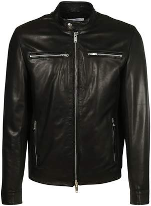 Dondup Band Collar Jacket