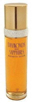 Elizabeth Taylor NEW Diamonds & Sapphires EDT Spray 100ml Perfume