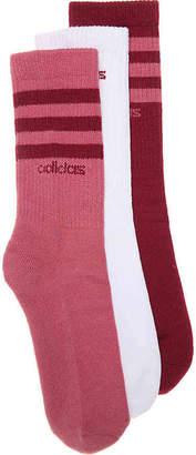 adidas Superlite Crew Socks - 3 Pack - Women's