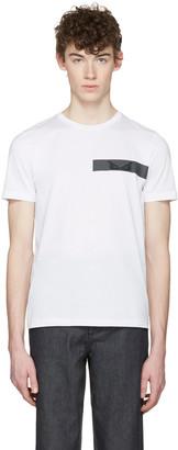 Fendi White 'Bag Bugs' T-Shirt $340 thestylecure.com