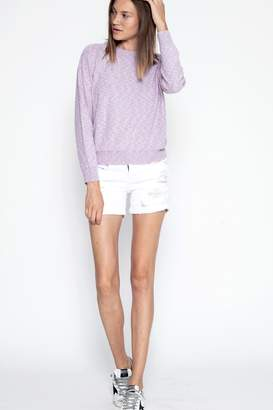 One Grey Day Iris Pullover Sweater
