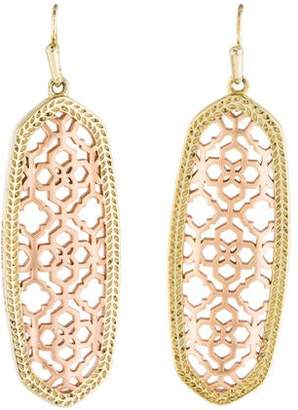Kendra Scott Brenden Filigree Drop Earrings
