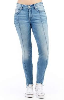 True Religion Brand Jeans Jennie Curvy Ankle Skinny Jeans
