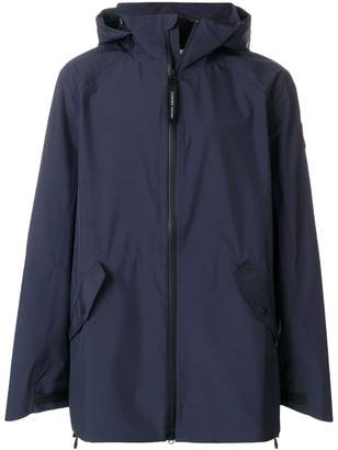 ... Canada Goose hooded shell jacket