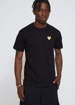 Comme des Garcons Gold Heart T-shirt