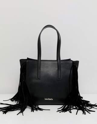 Max & Co. Max&Co Tassel Tote Bag