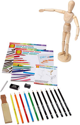 Alex Art Studio Expressions Figure Drawing Set
