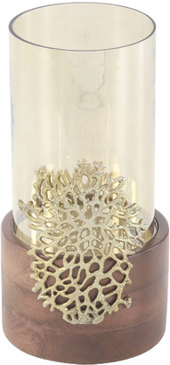 Uma Enterprises Coral Candle Holder