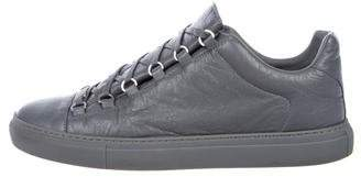 Balenciaga Arena Low-Top Sneakers